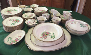 """Vintage  1930's Alfred Meakin """"English Meadow"""" Bone China"""