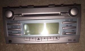 2007-2010 jbl original 6cd changer stereo