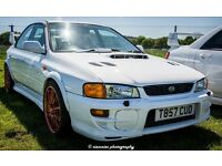 Subaru Impreza (swap)