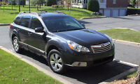 Subary Outback 3.6R, 2011, Limited, option Technologie