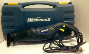 [Corded] Variable Speed Reciprocating Saw - Mastercraft Brand