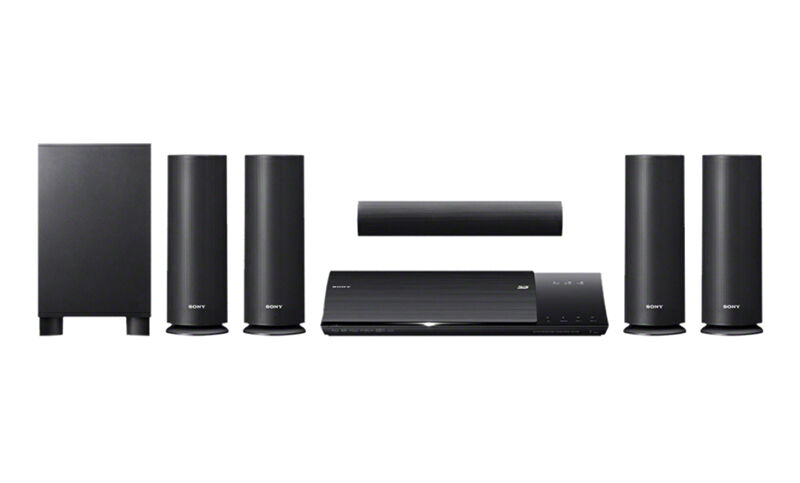 Sony 1000W 3D Wi-Fi Blu-ray BDVN590 Home Cinema System