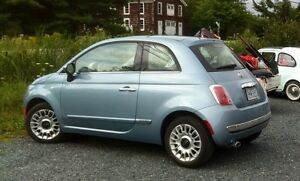 2013 Fiat 500 Lounge Hatchback