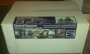 11 PIECES KIT KENMORE CENTRAL VACUUM ACESSORIES - BRAND NEW