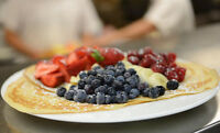 breakfast cook with experience/cuisinier avec experience 3jours