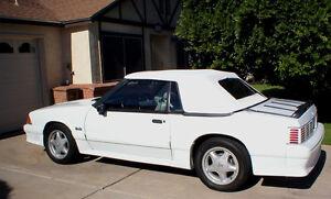 Mustang GT 93 convertible