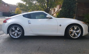 2012 Nissan 370Z Sport/Touring with Nav
