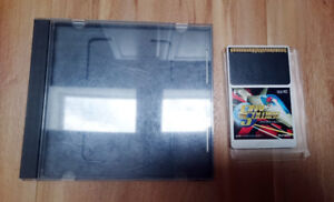 TurboGrafx/ PC Engine Game Final Soldier with box