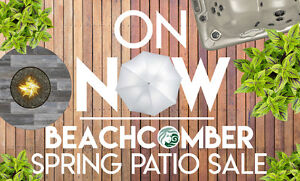 May Long Weekend SALE! | Beachcomber Hot Tubs & Patio