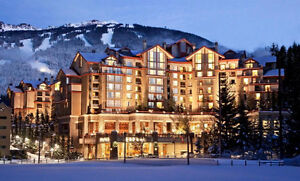 Westin Resort and Spa in Whistler Village! Apr 14-17th WSSF