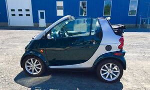 2006 Smart Fortwo cuir Cabriolet