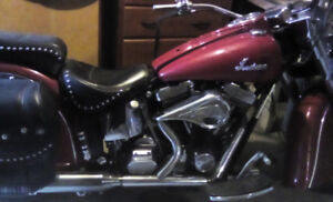 2000 Indian chief motorcycle