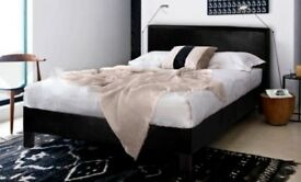 💚💚💚STRONG QUALITY BED💚💚💚FAUX LEATHER BED FRAME IN SINGLE,SMALL DOUBLE,DOUBLE & KING SIZE