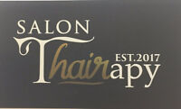 Hairstylist chair for rent