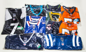 NFL Jerseys and Sweaters Brady Rogers Newton etc.