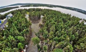 2 Acres with 180 feet of pond frontage!!!