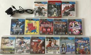 Jeux PS Move PS3: Heavy Rain, Dance, FIFA, PGA, Disney