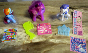 My little Pony, Hasbro, McDo