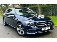 2018 Mercedes-Benz E Class 2.0 AUTO . E220 d Premium SE. PCO . 33000 Miles ESTAT