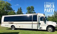Limo & Limo Bus Drivers Needed