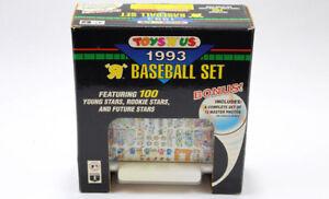 Boite scellé carte de baseball Toys r Us topps 1993 !!!