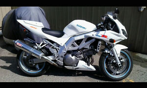 Unique, Fun & Powerful Ride - SV1000s $2500 FIRM AS IS