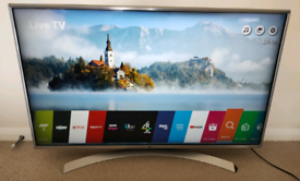 LG Smart TV,43 inch,4K UHD