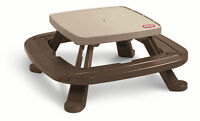 Little Tikes Fold 'N' Store Picnic Table