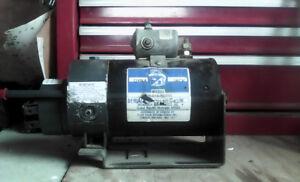 Pompe hydraulique pour cylindre