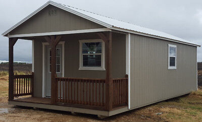 Infinitesimal House, Park Home, Modular House, Cottage, Cabin 12 x 20 Customizable