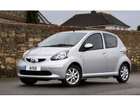 2010 TOYOTA AYGO 1.0 PETROL 1KR-FE MANUAL REAKING FOR PARTS