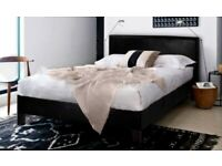 🎆💖🎆CASH ON COLLECTION🎆💖🎆FAUX LEATHER BED FRAME IN SINGLE,SMALL DOUBLE,DOUBLE & KING SIZE