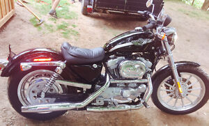 Harley Sportster 100th Anniversary Edition
