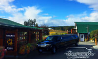 Limousine Wine Tours of the Cowichan Valley