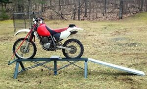 motorcycle work stand