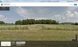 estate lot  on Wolfe Island of 12 acres