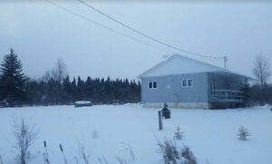 Paradise 30 Acres with 3 Bedroom House Call 905-302-8111