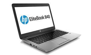 HP EliteBook 840G1 Core i5@2.0 GHz/32GB SSD + 500 GB HDD/8.0 RAM