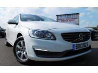 2013 13 VOLVO V60 1.6 D2 BUSINESS EDITION NAV 5DR 113 BHP DIESEL