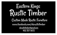 Custom Made Refined Rustic Furniture