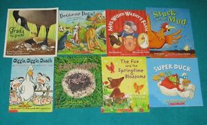 Animal Theme books for the Primary Reader