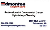 FULL HOUSE CARPET STEAM CLEANING $109-DECEMBER SPECIAL