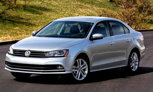 2015 Volkswagen Jetta Diesel Jumps to 45 MPG on Highway