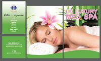 Full SPA Services available in one place.