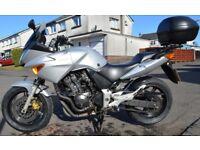 Honda CBF600 SA 2004 Silver