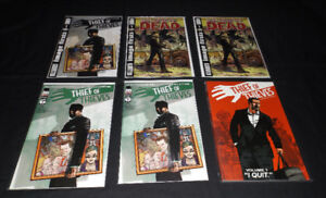 Robert Kirkman The Walking Dead/Thief of Thieves Lot-Comics+TPB