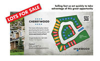 27 LOTS FOR SALE IN CHERRYWOOD BLVD, SPARWOOD, BC