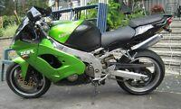Kawasaki Ninja ZX-9R 2001