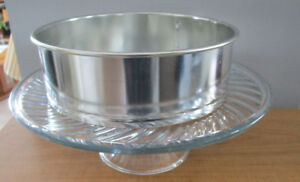 Cake Stand Plate with Springform Pan, Thanksgiving Kitchen