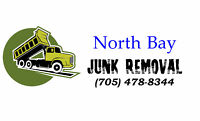 North Bay Junk Removal - Spring Cleaning Assistance